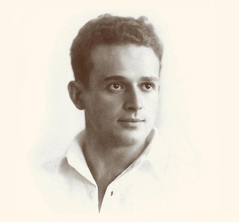 Moshe Feldenkrais - Portrait 1